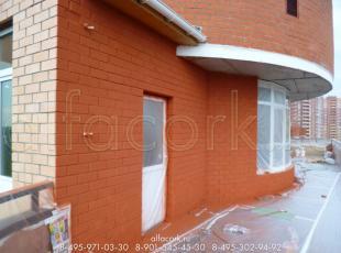 Балашиха - балкон / лоджия 45 м.кв. - alfacork.